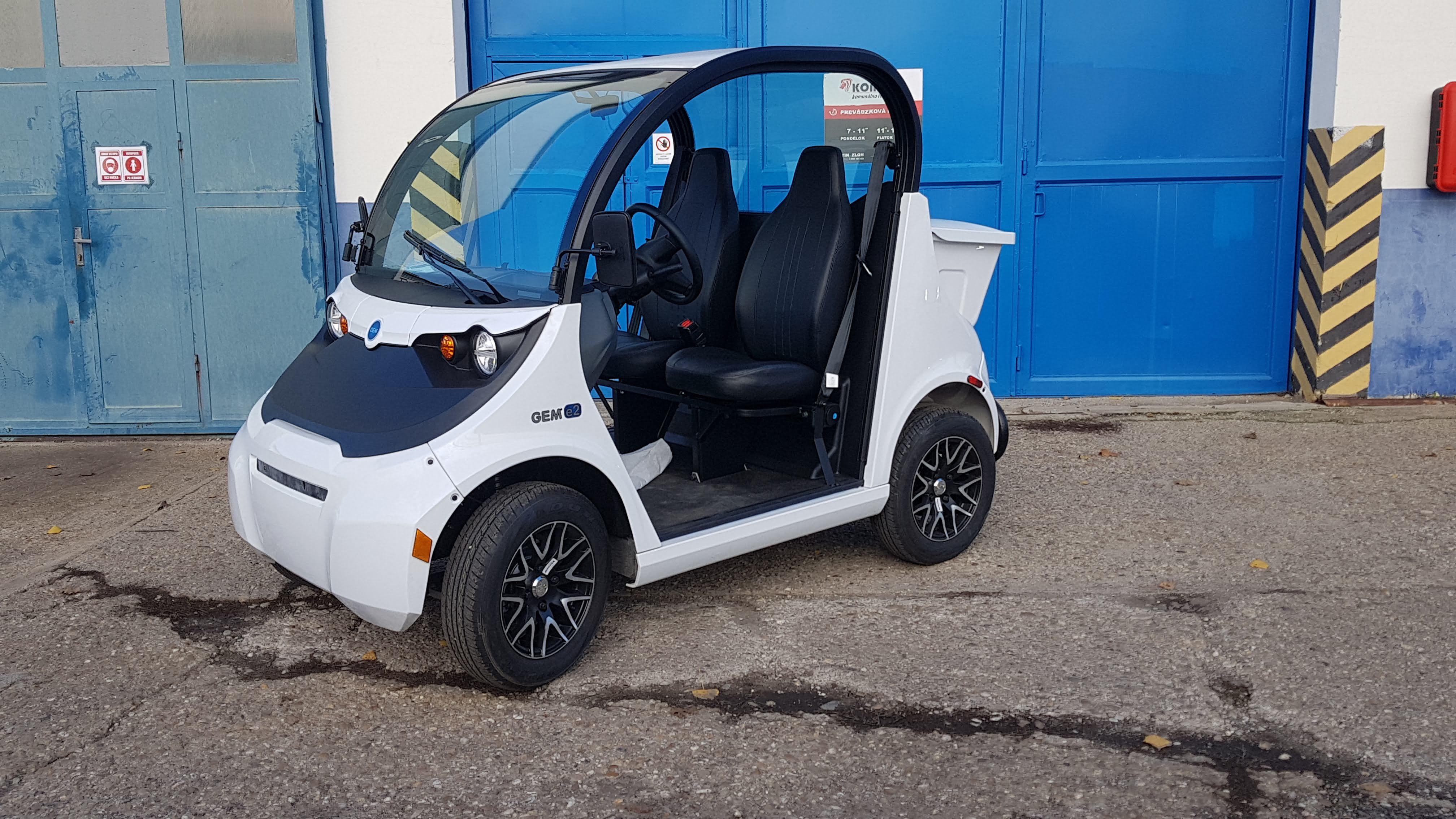 Gem e2 štýlové auto ktoré Vás dostane