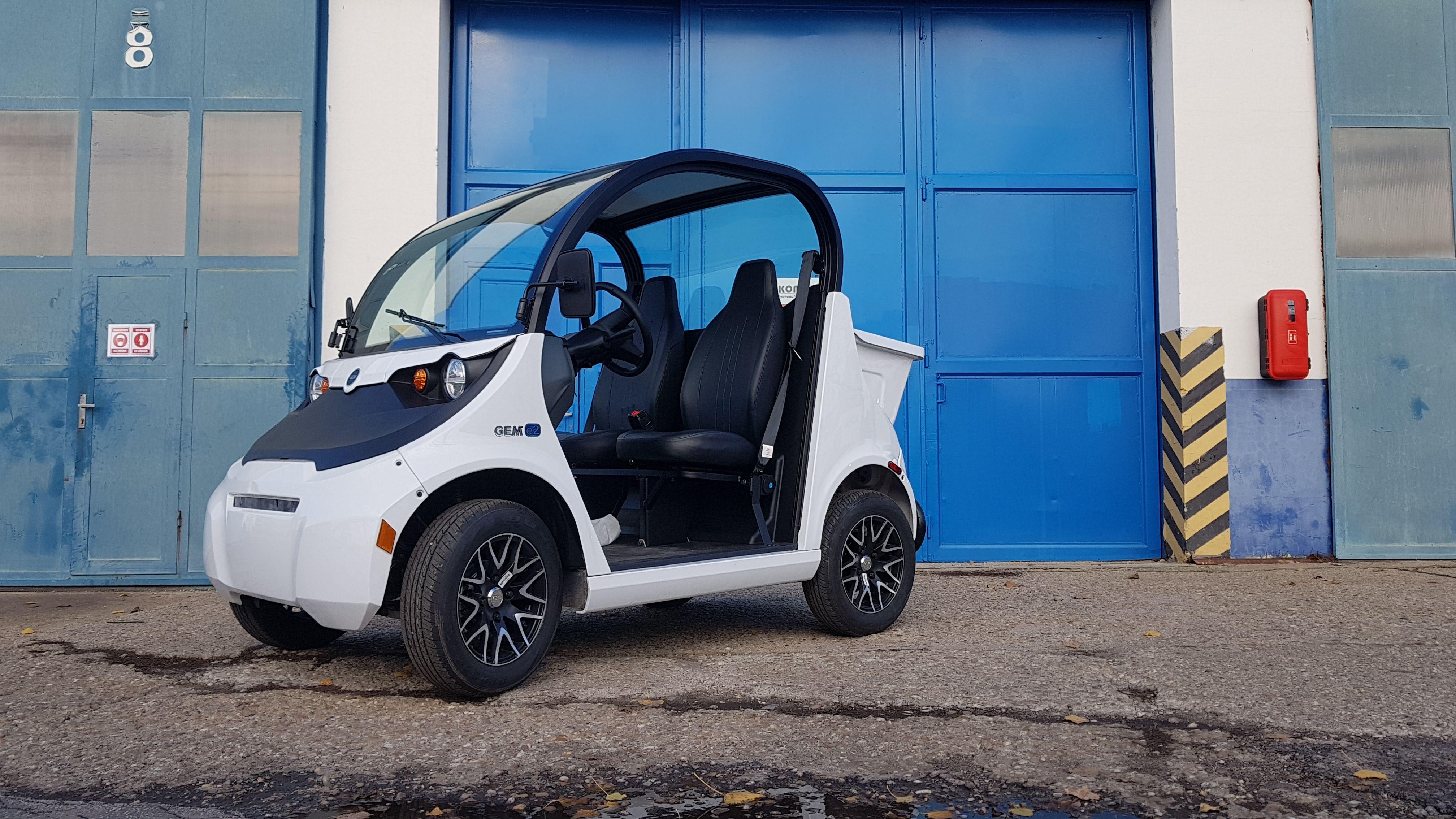 Gem e2 štýlové auto ktoré Vás dostane1