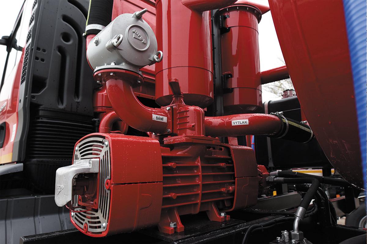 Fekálna cisterna CAS 11356