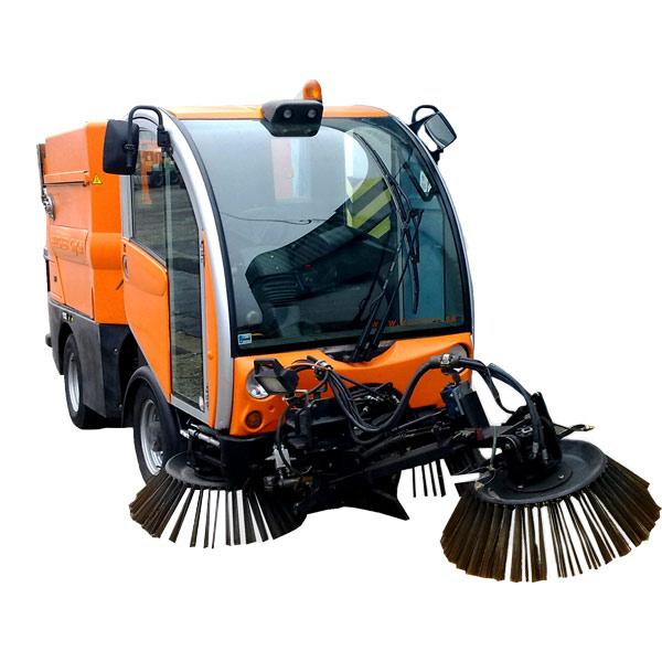 Bucher CityCat 2020 /  na Predaj / oranžová