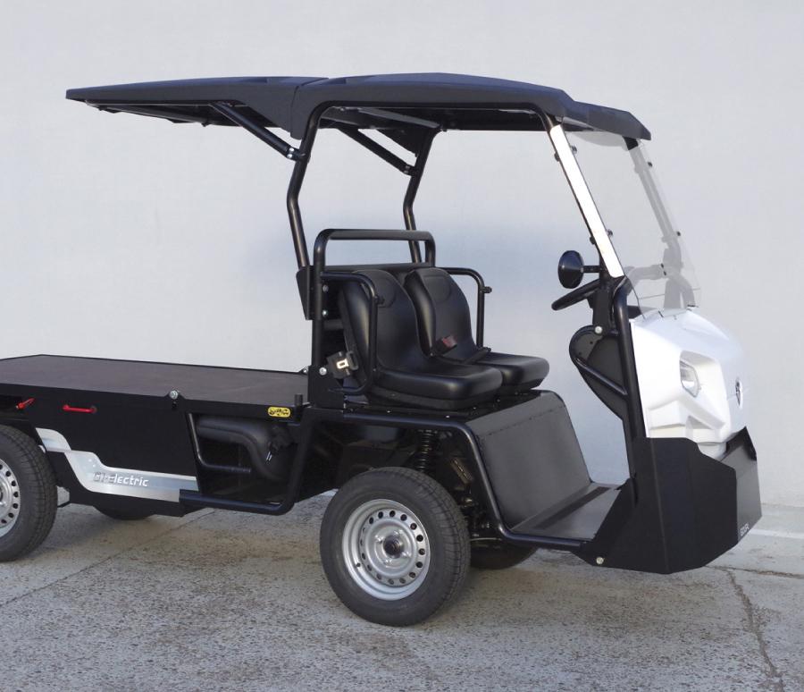 Elektromobil Goupil G 1369