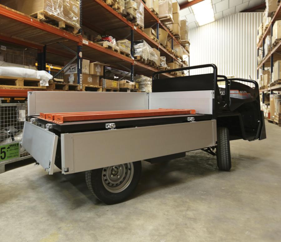 Elektromobil Goupil G 1368