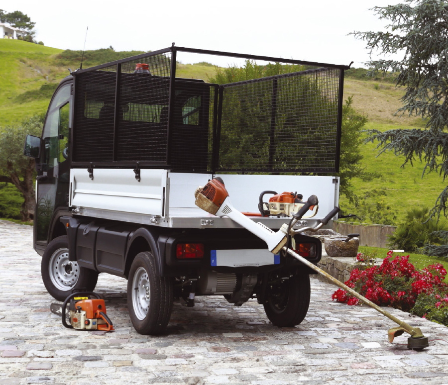 Elektromobil GOUPIL G 4380