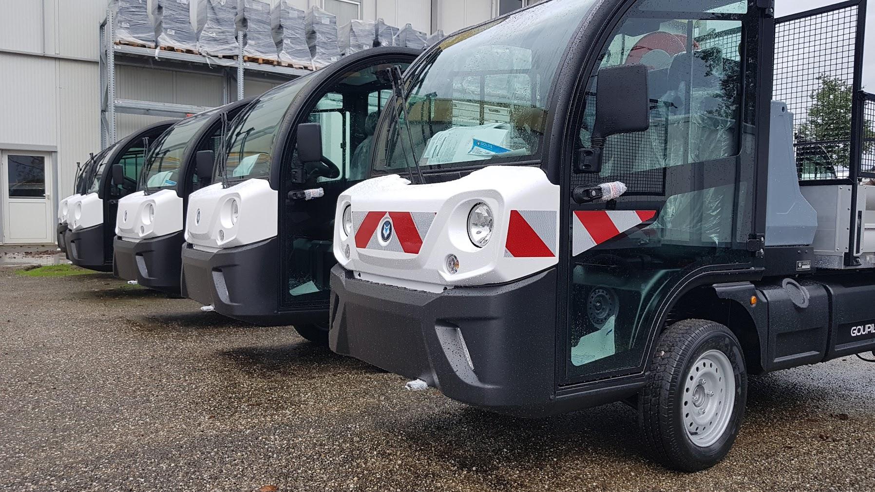Elektromobil GOUPIL G 4644