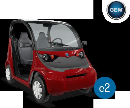 Elektrické vozidlo GEM e2