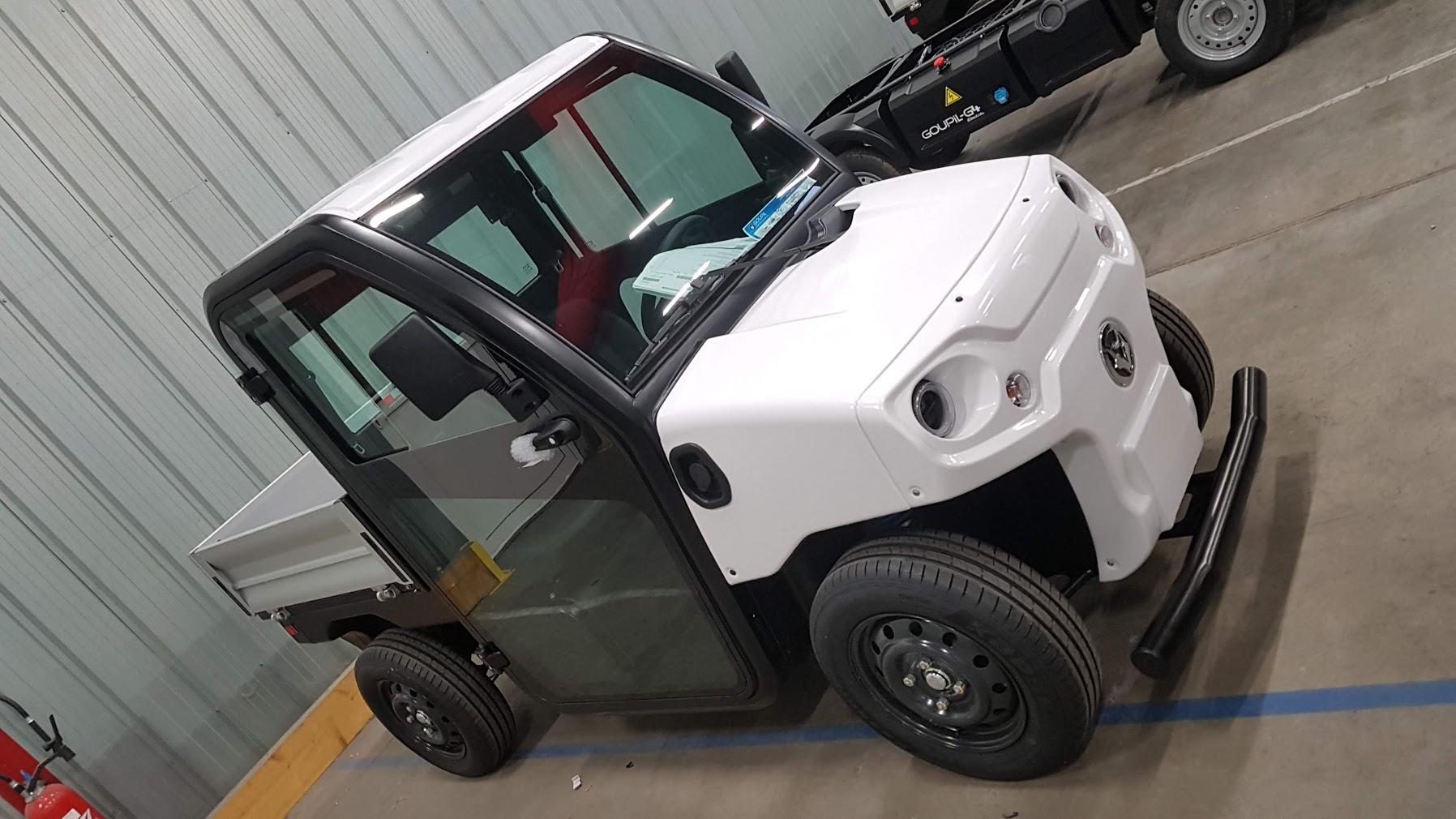 Elektromobil Goupil G 2 NEW642