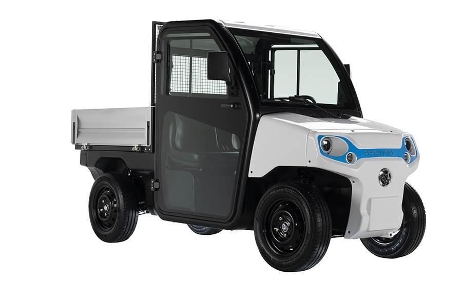 Elektromobil Goupil G 2 NEW