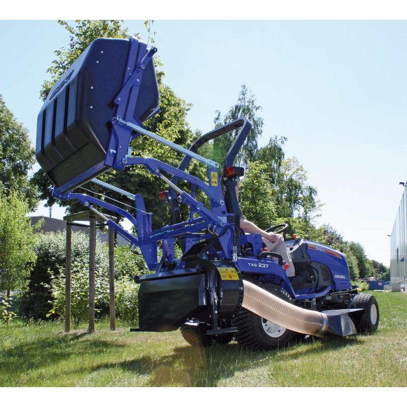 Iseki Traktor TXG 237579