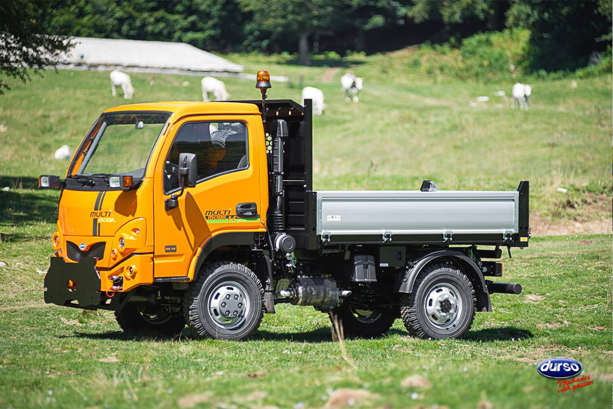 Durso multimobil 4 x 4615