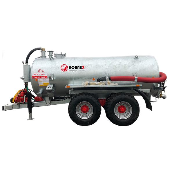 Fekálna cisterna 10 000 l za traktor